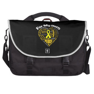 Osteosarcoma Cancer For My Hero Bags For Laptop