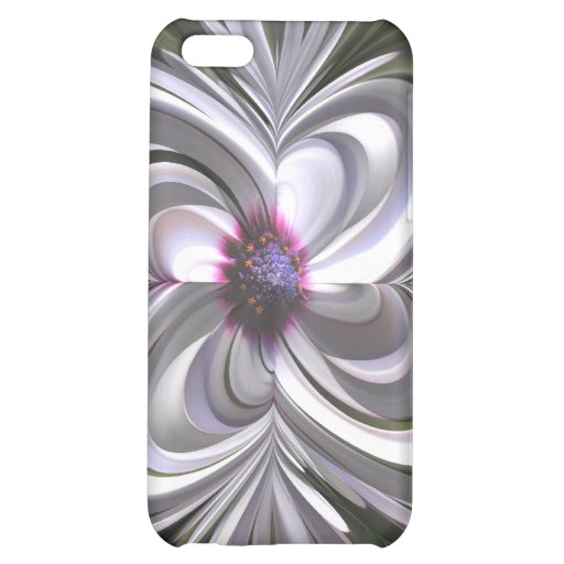 Osteospermum Abstract iPhone 5C Cases