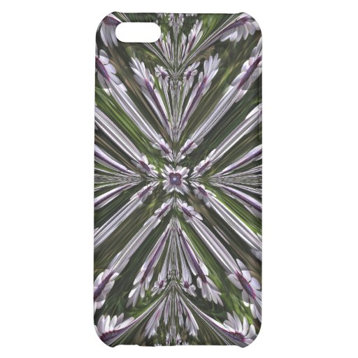 Osteospermum Abstract iPhone 5C Cover