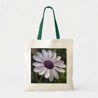Osteospermum Canvas Bags