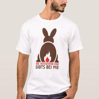 Osterhase_heisseEier T-Shirt