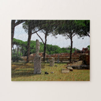 Ostia Antica - Novel Ruins Puzzle