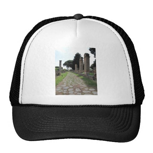 Ostia - Harbour City of Ancient Rome Hat