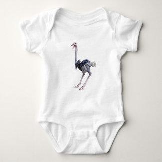 Ostrich Baby Bodysuit