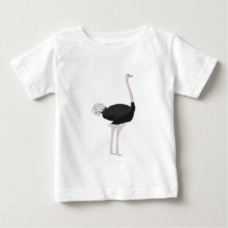 Ostrich Baby T-Shirt