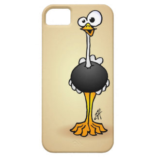 Ostrich Barely There iPhone 5 Case