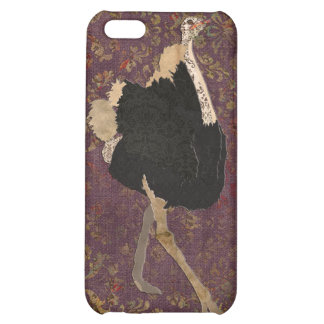 Ostrich iPhone Case Case For iPhone 5C