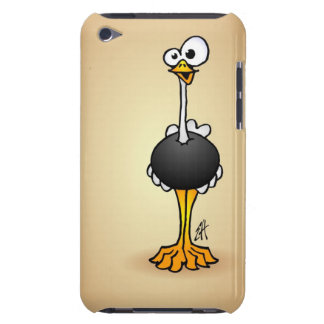 Ostrich iPod Touch Cover