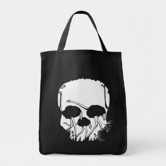 Ostrich Skull Illusion Bag