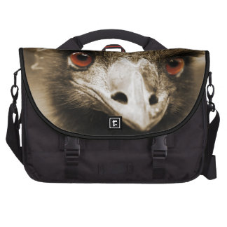 Ostriches Look laptop sleeve Commuter Bag