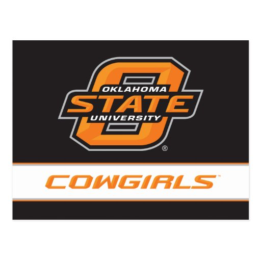 OSU Cowgirls Post Card