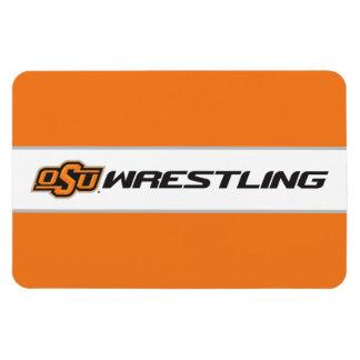 OSU Wrestling Flexible Magnets