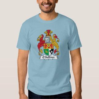 O'Sullivan Family Crest Tshirt