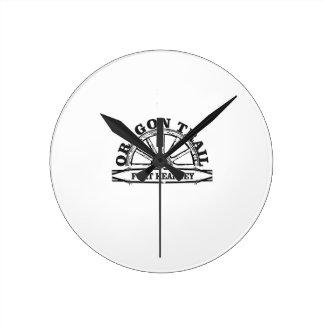 ot guns kearney round clock