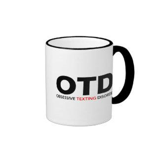 OTD - Obsessive Texting Disorder Mugs