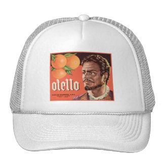 Otello Vintage Crate Label Hats