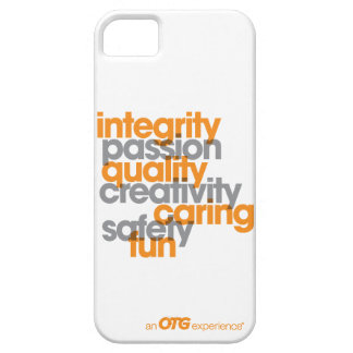 OTG VALUES - iPhone Case