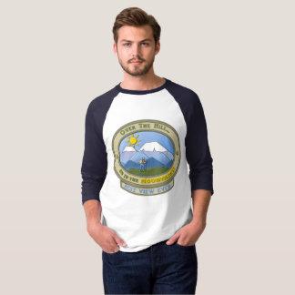 OTH! Men's Basic 3/4 Sleeve Raglan T-Shirt