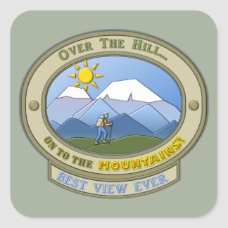 OTH..., Square Stickers