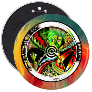 Other Dimensions 6 Cm Round Badge