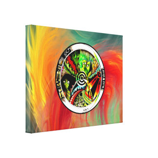 Other Dimensions Gallery Wrapped Canvas