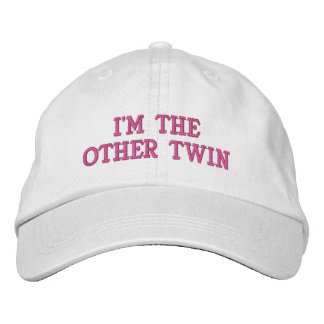 OTHER TWIN - HAT EMBROIDERED HATS