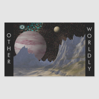 Other Worldly Stickers