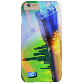 Other worlds Phone Cpover Barely There iPhone 6 Plus Case