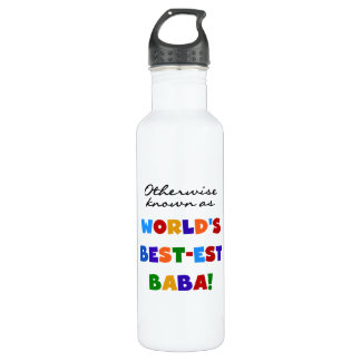 Otherwise Known As Best-est Baba 710 Ml Water Bottle