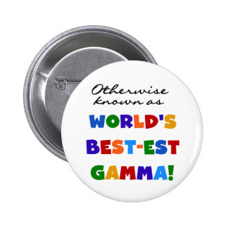 Otherwise Known as Best-est Gamma Gifts Button