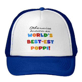 Otherwise Known Best-est Poppi T-shirts and Gifts Cap