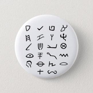Otiot 6 Cm Round Badge
