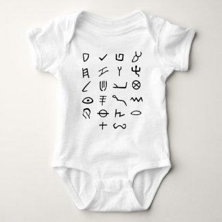 Otiot Baby Bodysuit
