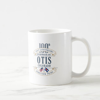Otis, Colorado 100th Anniversary Mug