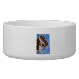 Otis Dog Dish Dog Bowls