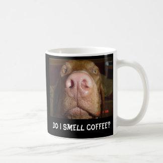 Otis mug with nose