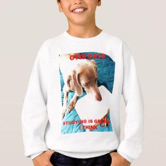 Otis Says: Studying Is Great!! Sweatshirt
