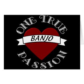 OTP: Banjo Card