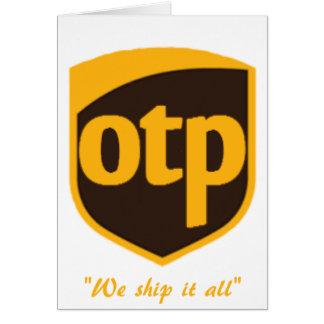 OTP CARD