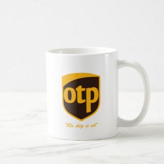 OTP COFFEE MUG
