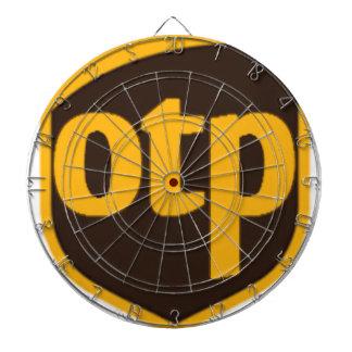 OTP DARTBOARD