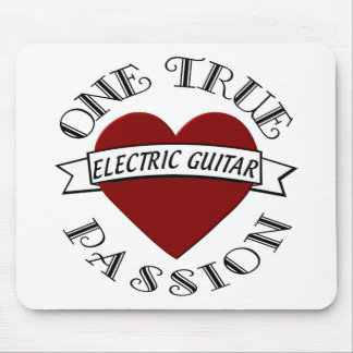 OTP Electric Guitar Mouse Pads