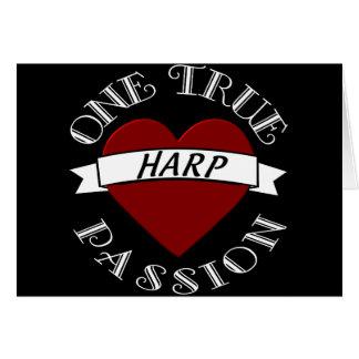 OTP: Harp Card