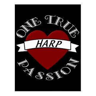 OTP: Harp Postcard