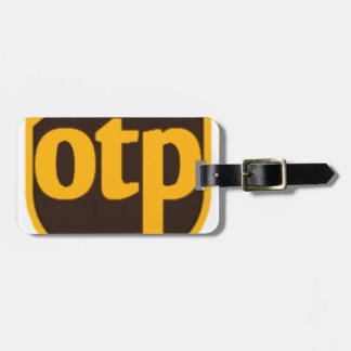 OTP LUGGAGE TAG