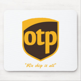 OTP MOUSE PAD