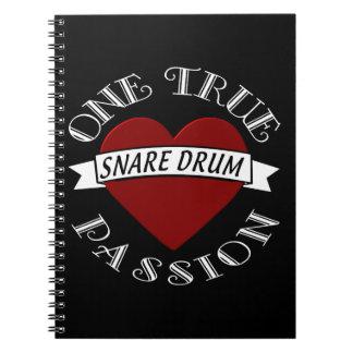 OTP: Snare Drum Notebook