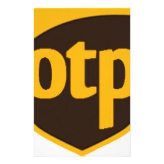 OTP STATIONERY