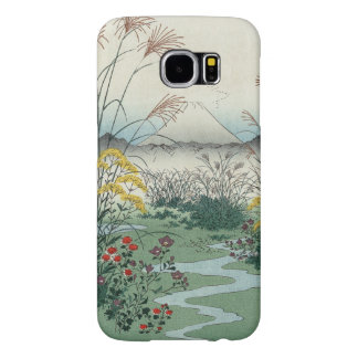 Otsuki fields in Kai Province Samsung Galaxy S6 Cases