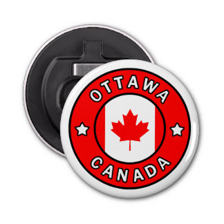 Ottawa Canada Bottle Opener